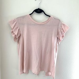 Mustad seed blush open back top